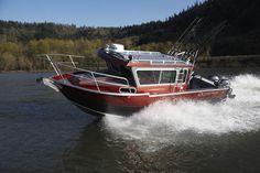 Duckworth 30' offshore aluminum boat LOL