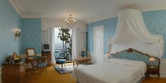 Hôtel Le Negresco Nice - Chambre Deluxe Vue Mer ~ ღ Skuwandi