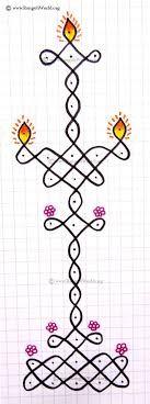 -deepam Small Rangoli Design, Rangoli Designs With Dots, Rangoli With Dots, Beautiful Rangoli Designs, Kolam Designs, Simple Rangoli, Rangoli Patterns, Rangoli Ideas, Indian Rangoli