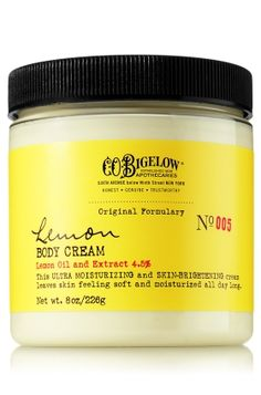 Lemon Body Cream - C