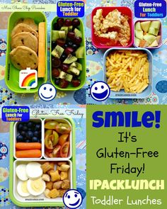 gluten-free toddler lunch ideas and gluten-free savings tips