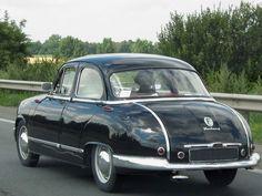Panhard Dyna Z 4-door saloon 1956