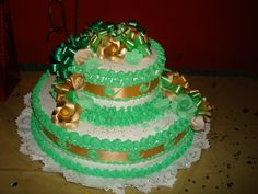 Dominican Cake