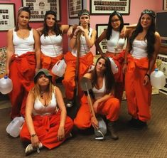 costumes teenage girl group 34 Brilliant Group Halloween Costume Ideas You'll Actually Like