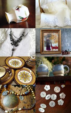Sunday's Feature Picks by Pat on Etsy--Pinned with TreasuryPin.com