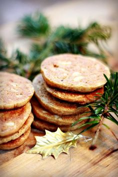 Les Cuisines de Garance: Skurna pepparkakor