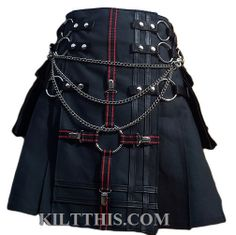 Utility Kilts Handmade Steampunk Fetish Gear Cargo Kilts Lg Cargo Pkts Interchange Parts on Etsy, $299.00