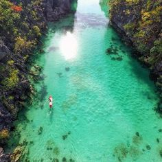 Big Lagoon - El Nido, Palawan, Philippines --- Photo by @misscindrich --- #ElNido #Philippines