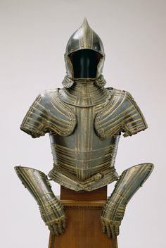Half Armor (German), c. 1600 | Great Hall | Detroit Institute of Arts