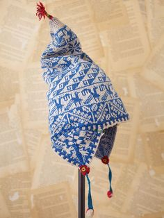 Bolivian Knit Hat