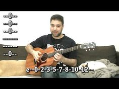 How to Make Beautiful Music with Only Two Simple Chords - Guitar Lesson w/ TAB - YouTube