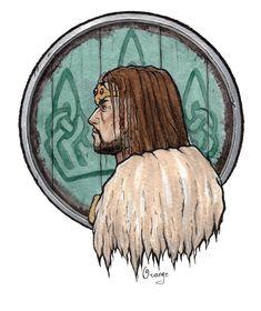 Skyrim Jarl of Winterhold Elder Scrolls Oblivion, Elder Scrolls Games, Elder Scrolls V Skyrim, Elder Scrolls Online, Eso Skyrim, Skyrim Gif, Video Game Art, Video Games, Geek Games