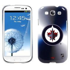 Winnipeg Jets Samsung Galaxy S3 Case - $16.14