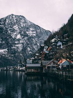 Hallstatt - One of the most beautiful villages I