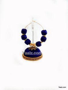 Bali Jumka in Royal Blue