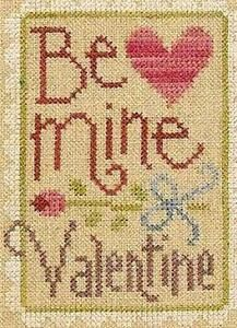 Cross Stitch Borders Be Mine Valentine Cross Stitch Pattern Embroidery Patterns by Lizzie Kate Cross Stitch Bookmarks, Cross Stitch Heart, Cross Stitch Borders, Cross Stitch Designs, Cross Stitching, Cross Stitch Embroidery, Embroidery Patterns, Cross Stitch Patterns, Modern Embroidery
