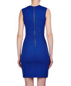 Scuba zip bodycon dress Sale - Markus Lupfer