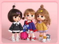 Thank You Photos, Tiny Dolls, Other Accessories, Color Blocking, The Past, Mini, Body, Sweaters, T Shirt