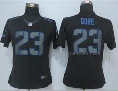 4cc206318 49ERS 21 GORE RED TEAM WOMEN JERSEYS Free Shipping! httpwww.yjersey ...