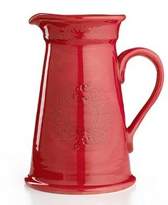 ESPANA #entertaining #pitcher #red BUY NOW!