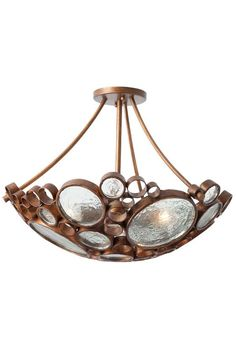 A little too pricey for me... :(  Fascinator Ceiling Light - Ceiling Fixtures - Lighting | HomeDecorators.com