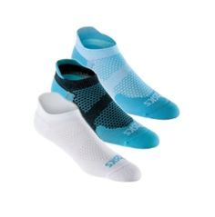 Bought another pack the other day so I could wear some when not-running because they're just that damn comfortable. [ASICS Women's Lightweight No Show Athletic Sock 3 Pack] Athletic Socks, Athletic Outfits, Athletic Wear, Athletic Fashion, Outfits Fo, Sport Outfits, Training Equipment, No Equipment Workout, Gym Clothing