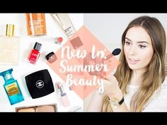 New In: Summer Beauty Products | Hello October