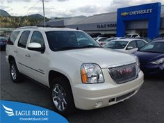 New 2014 GMC Yukon 4WD V8 Auto for sale - Coquitlam - Eagle Ridge Chevrolet Buick GMC  http://inventory.eagleridgegm.com/new http://facebook.com/eagleridgegm http://twitter.com/eagleridgegm