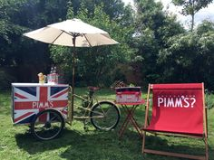 Did somebody say its PIMMs o'clock?.Time to pop the prosecco?.Or enjoy a tub of real dairy farm ice cream?. Our tricycle bar is the perfect way to add a fun twist to any event. Whether it's a chilled glass of prosecco upon arrival or a refreshing PIMMs reception. | eBay!