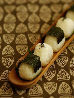 Japanese rice balls, Onigiri おにぎり -------------- #japan #japanese