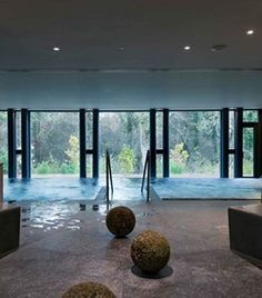 Spa Relaxing Limewood New Forest Luxury Country House Hotel England 5 Star