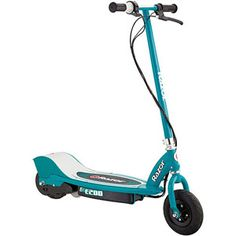 Razor E200 Electric Scooter                                               teal
