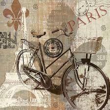 Картинки по запросу декупажные карты париж