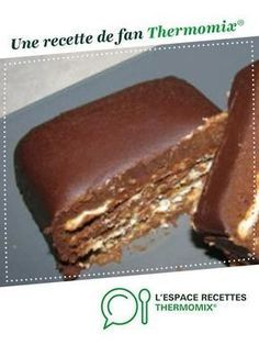 Thermomix Desserts, French Food, Something Sweet, Cake Recipes, Biscuits, Food And Drink, Sweets, Chocolate, Cooking