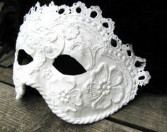 Gorgeous mask for a marquerade themed quinceanera