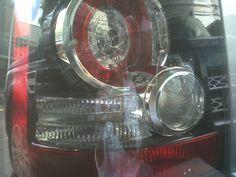 Freelander lights