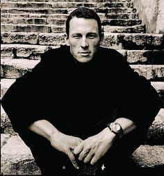 Lance Armstrong love      Anton Corbijn, photographer