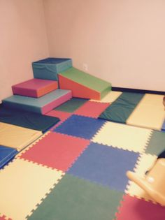 Dear Greatmats, Purchased this product for an indoor playroom at a childcare center. It's perfect! Looks great, easy to put together and provides the protection we were looking for when the children are running and fall. Very happy with our purchase! Alice Collegeville, PA http://www.greatmats.com/mats/foam-floor-mats.php #foammats #interlockingfoammats #kidsfoammat
