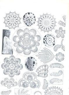 Crochet patterns for dress