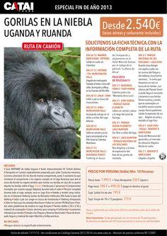 especial fin de año: GORILAS en la NIEBLA, Uganda y Ruanda, ruta en camión, desde 2.540€ - http://zocotours.com/especial-fin-de-ano-gorilas-en-la-niebla-uganda-y-ruanda-ruta-en-camion-desde-2-540e/