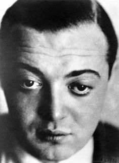 Lotte Jacobi, Peter Lorre, 1930