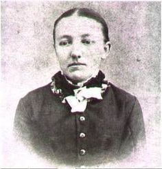 Mary Amelia Ingalls 1865-1928 Older sister (who was blind) of Laura Ingalls Wilder