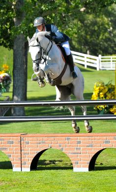 jumping.....love to watch these events!!