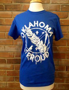 Oklahoma Proud $23 www.JLillysBoutique.com