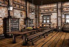 LFEEY Fairytale Medieval Tavern Backdrop Fantasy Retro Vintage Western Wooden Saloon Building Interior Photography Background for Portraits Photo Studio Props Tavern And Table, Short Horror Stories, Man Cave Room, Reading Stories, Interior Photography, Background For Photography, Portrait Photo, Photo Studio, Antigua
