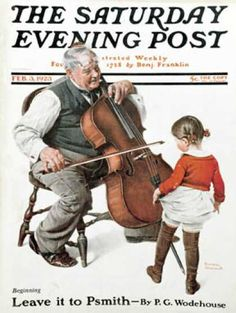 Saturday Evening Post - 1923-02-03 (Norman Rockwell) http://www.coverbrowser.com/covers/saturday-evening-post
