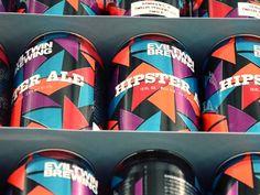 Cerveja Hipster Ale, fabricada nos EUA com receita da Dinamarca