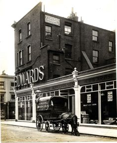 Earl's Court Road, London 1904