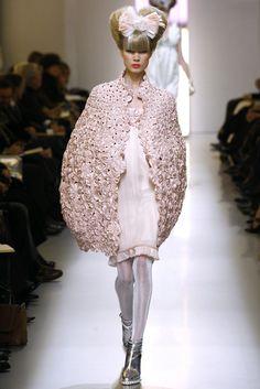 Chanel Spring 2010 Couture Fashion Show - Elsa Sylvan (OUI)
