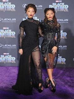 f996bf88890 The Best Looks From The Black Panther Premiere Red Carpet - NiceStyles.  HelloGiggles · Fashion ...